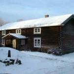Länsmansgården från Norlinsgården